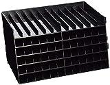 Spectrum Noir SPECN-UPT6 Universal-Stifttabletts Schwarz 6 Pack-Black, Plastic, one Size
