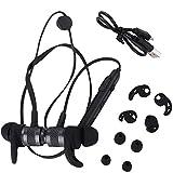 Ccylez Tragbares wasserdichtes Bluetooth 4.2 Wireless-Headset leicht herunterzufallen Sportkopfhörer Fitness-Kopfhörer