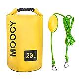 Dry Bag, 10L / 20LWasserdichter Beutel, 2 in 1 Treibsack Sandanker, Für Zugseil zum Kajakfahren, Motorboot, Beiboot, Sandsack, Sandanker, wasserdichter Packsack, Dockleine