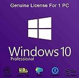 Windows 10 Professional 32 Bit und 64 Bit, Produkt...