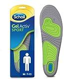 Scholl Gel Activ Einlegesohlen Sport (Größe 40-46,5), 1 Paar