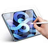 Kompatibel mit iPad Air 4 Tablet Displayschutzfolie, 10,9 Zoll Panzerglas Schutzfolie Blendschutz Anti-Kratzer Blasenfrei 9H Härte 3D Touch Tablet Panzerglasfolie