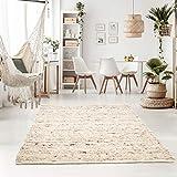 Taracarpet Handweb-Teppich Oslo Wolle im Skandinavischem...