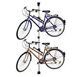 Relaxdays Sonstiges Teleskop-fahrradhalterung Für 2...