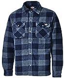 Dickies Fleece Thermohemd Portland, SH5000, Holzfällerhemd(Blau, L)