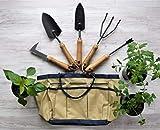 Gärtner Essential Tool Set, Gartentasche, Farmhouse Garden Tools, Gartentasche, Geschenk für Gärtner