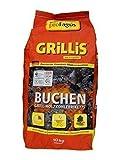 Profagus 10 kg - Holzkohlebriketts Briketts Grillis Sommerhit Grilli