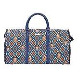 Signare Gobelin-große Reisetasche für Damen, Motiv: Frida Kahlo