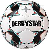 Derbystar Kinder Junior S-Light, 1722300142 Fußball, Weiss Gruen schwarz, 3
