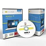 Windows 10 Professional Pro - 32/64bit - deutsch - Lizenzunterlagen per E-Mail - inkl. aller Updates - DVD Box - Dauerlizenz