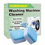 Waschmaschinenreiniger,Waschmaschine Reiniger Schaum,Brausetabletten Reiniger,Waschmaschine Tank Reinigungstabletten,Solide Reiniger Tablette