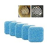Waschmaschine Reiniger Schaum 2/8 / 12Pcs Waschmaschine Brausetabletten Waschmaschine Reiniger Tabs Solide Reiniger Tablette Waschmaschinenreiniger