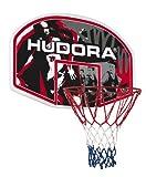 HUDORA Basketballkorb-Set In-/Outdoor - Basketball-Board -...