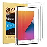 SPARIN 3 Stück Schutzfolie Kompatibel mit iPad 10,2 (iPad 8./7. Generation) /iPad Air 3 10.5 zoll /iPad pro 10.5 zoll, Displayschutzfolie, Montagerahmen