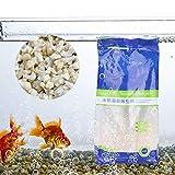 SALUTUYA 1000g / Beutel Aquarium Sand für Tank