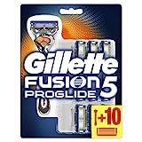 Gillette Fusion 5 ProGlide Rasierer Herren mit Trimmerklinge...