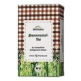 Herbaria - Brennnessel-Tee bio im Filterbeutel - 18 g - 6er Pack
