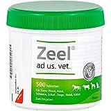 zeel tabletten f.hunde/katzen 500 St