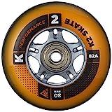 K2 Inline Rollenset mit Kugellagern Wheel 8-Pack/ILQ 7,...