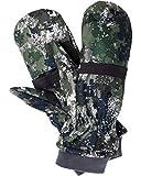 Parforce Fleece-Handschuhe Tecl-Wood® Camo/Signalorange S