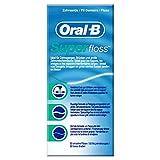 Oral-B SuperFloss Zahnseide, Vorgeschnitten, 50 Stück