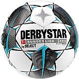 Derbystar Kinder Bundesliga Brillant S-Light Fußball, weiß...